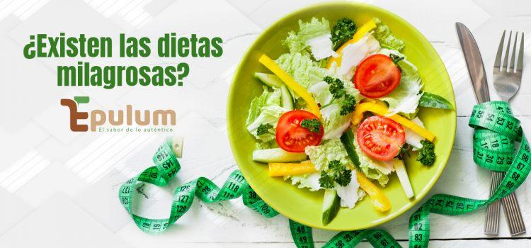 ¿Existen las dietas milagrosas?